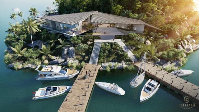 Cullinan Hoà Bình Resort: Tiên phong chất sống bất động sản hàng hiệu