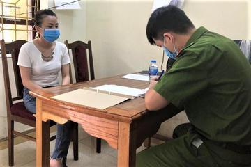 Nữ bị can bị bắt sau 12 năm trốn truy nã