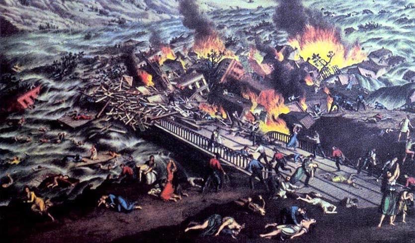 5 thảm kịch thiên nhiên mà Mỹ không thể nào quên