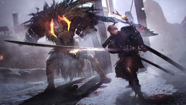 Epic Games Store tặng miễn phí bom tấn Nioh, tải một lần chơi vĩnh viễn