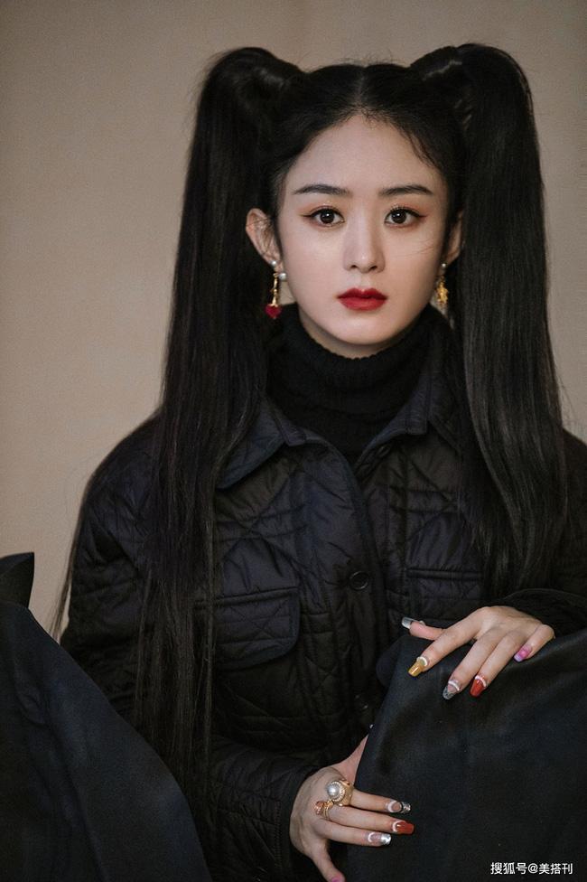 """Kiểu tóc """"chí mạng"""" của gái 30: Ngọc Trinh và Triệu Lệ Dĩnh đều """"thảm"""""""