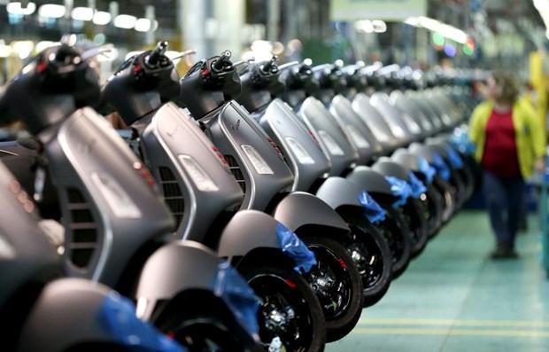 Piaggio, KTM, Honda, Yamaha hợp tác thúc đẩy sử dụng xe điện hạng nhẹ