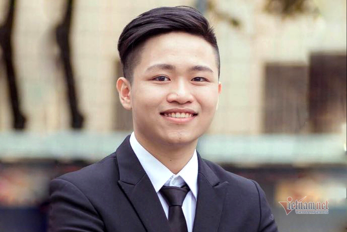 Nam sinh Việt vào top 50 sinh viên xuất sắc toàn cầu