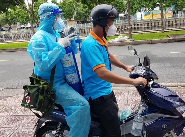 Cô gái Bình Thuận và hành trình giúp người bệnh COVID thoát cơn nguy kịch