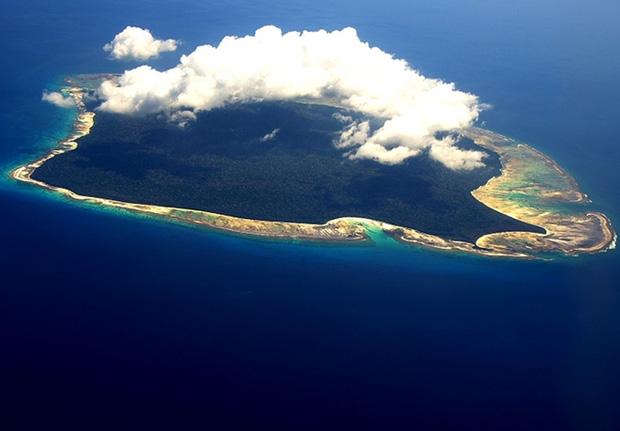 Đây là hòn đảo bí ẩn nhất trên Trái Đất, những người đổ bộ lên đảo mà không được phép sẽ không bao giờ có thể quay trở lại!