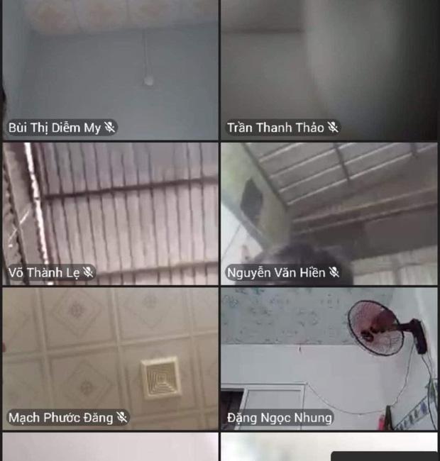 Giáo viên yêu cầu học trò mở camera, zoom kỹ màn hình muốn ''tức điên'' khi phát hiện sự thật trời ơi đất hỡi - ảnh 1