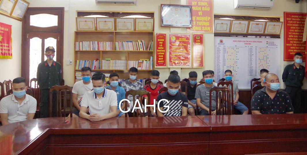 Hà Giang: Phá ổ nhóm cá độ bóng đá hàng trăm tỉ đồng