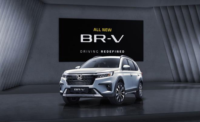 Honda BR-V thế hệ mới chính thức ra mắt - ảnh 1