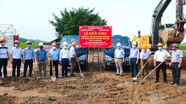 Hà Nội: Gần 22 nghìn tỷ đồng đầu tư hạ tầng nông thôn cho các huyện ngoại thành - ảnh 1