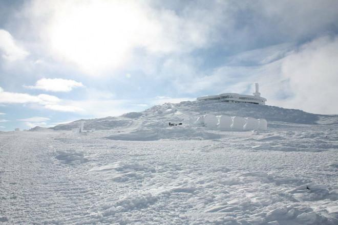 Vùng đất có thời tiết buốt giá, khắc nghiệt ngang đỉnh Everest