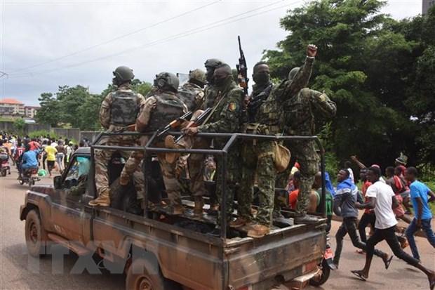 Vụ binh biến ở Guinea: Mỹ, Nigeria lên án cuộc đảo chính