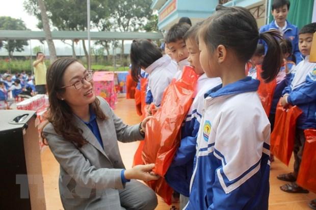 Thanh Hóa: Gần 40.000 học sinh thị xã Nghi Sơn trở lại trường