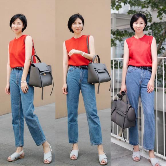 Đừng luôn mặc đồ đen, trắng và xám khi phụ nữ ngoài 40 tuổi! Mặc thêm 5 màu để thể hiện khí chất thời trang và hiện đại