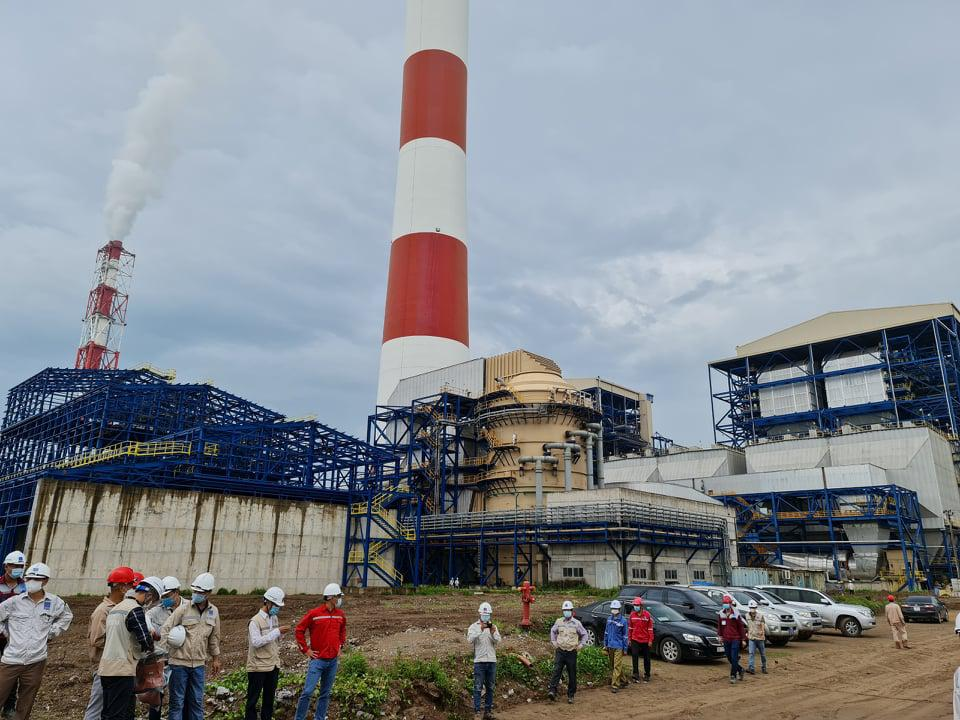 Nhiệt điện Thái Bình 2 hoạt động sớm sẽ đem lại hàng chục tỷ mỗi ngày