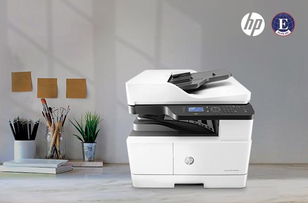 Máy in HP LaserJet MFP M440nda – lựa chọn linh hoạt dành cho doanh nghiệp