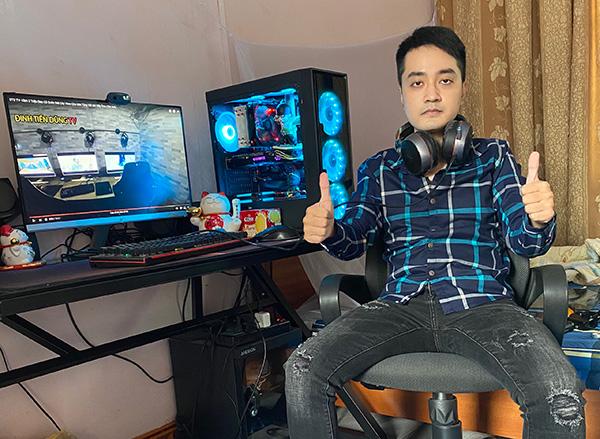 Vlogger Đinh Tiến Dũng chia sẻ cách bắt trend ăn đề xuất trên youtube hiệu quả