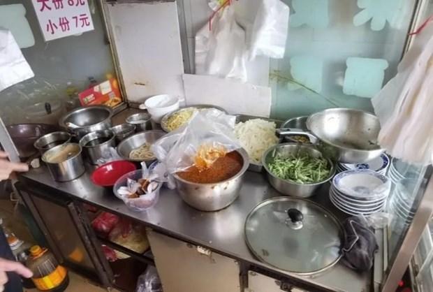 Trung Quốc: Sốc với cửa hàng trộn thuốc phiện vào đồ ăn cho thực khách