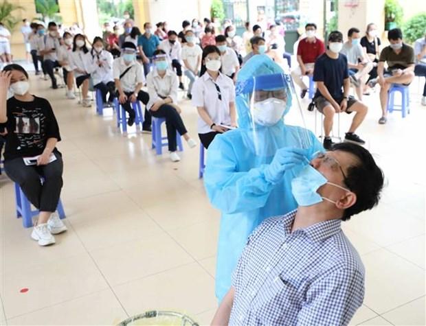 Ngày 22/9: Ghi nhận 11.527 ca nhiễm mới, thêm 11.919 người khỏi bệnh - ảnh 1