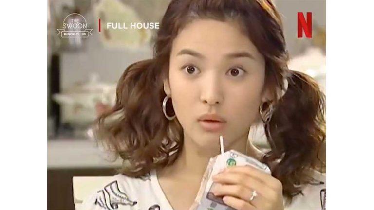 7 kiểu tóc đặc trưng của Song Hye Kyo trong suốt 20 năm qua