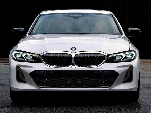 """Bản thiết kế của BMW 3-Series 2022 rò rỉ khiến fan """"thở phào"""" vì không có chi tiết này"""