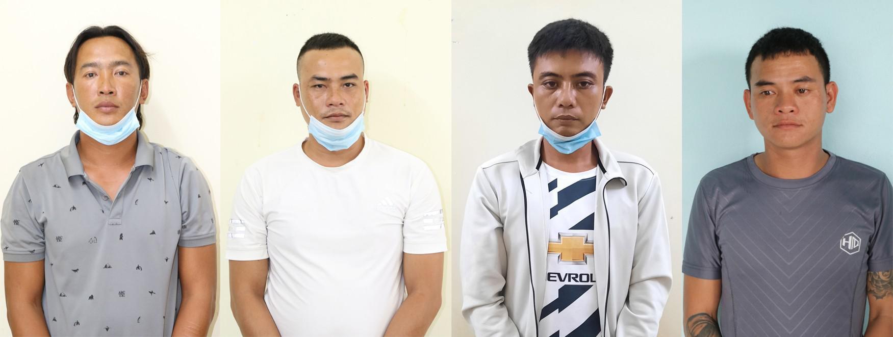 Hơn 100 cảnh sát vây bắt các đối tượng nghi vấn cưỡng đoạt tài sản ngư dân