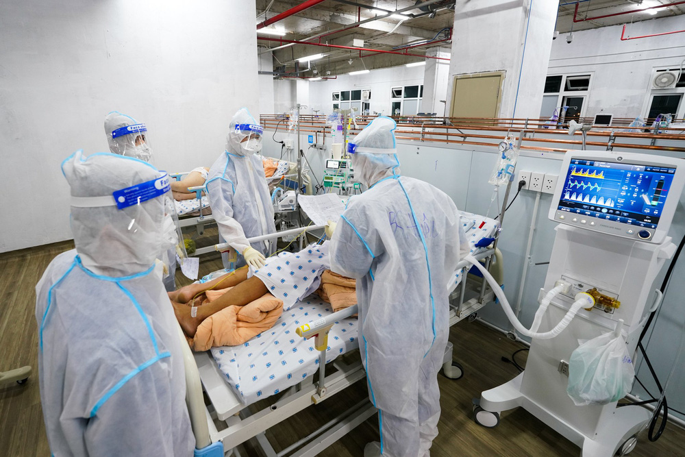 Tỷ lệ tử vong do mắc COVID-19 cao: Bộ Y tế đưa ra 5 giải pháp cho TP HCM và các tỉnh thành phía Nam