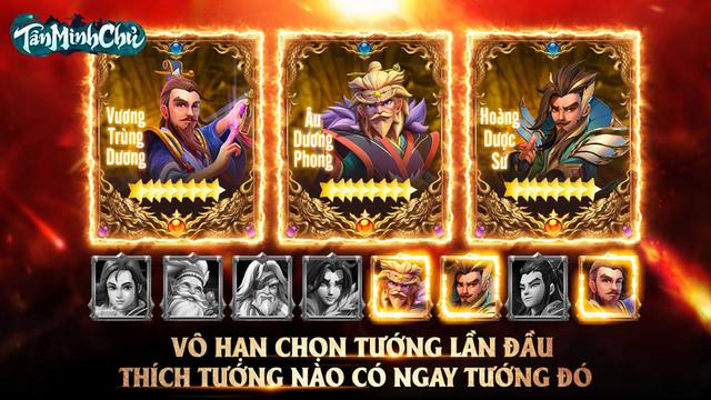 """Khai mở máy chủ mới, game Việt Nam """"3 lần lọt TOP Thịnh Hành"""" – Tân Minh Chủ tặng 200 VIPCODE, tung ngàn ưu đãi"""