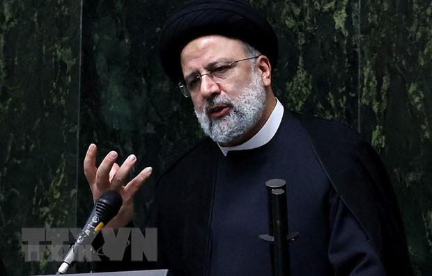 Tổng thống Iran kêu gọi Mỹ dỡ bỏ toàn bộ biện pháp trừng phạt - ảnh 1