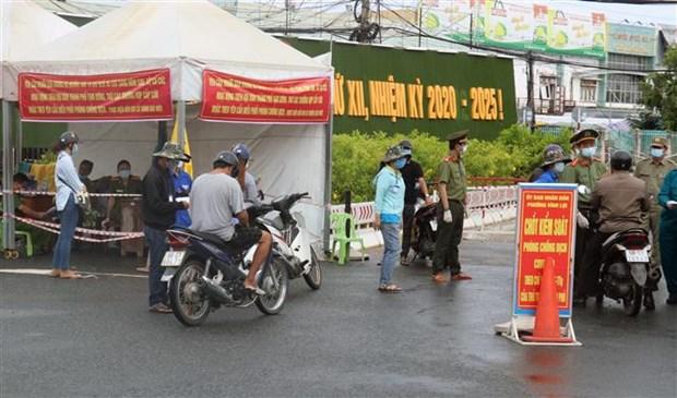 Kiên Giang: Ổ dịch COVID-19 ở thành phố Phú Quốc tăng lên 57 ca - ảnh 1
