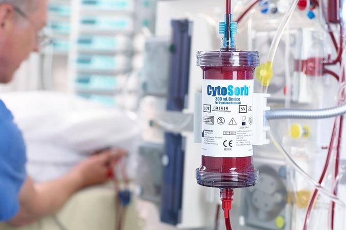 Điều trị 'bão cytokine' như thế nào
