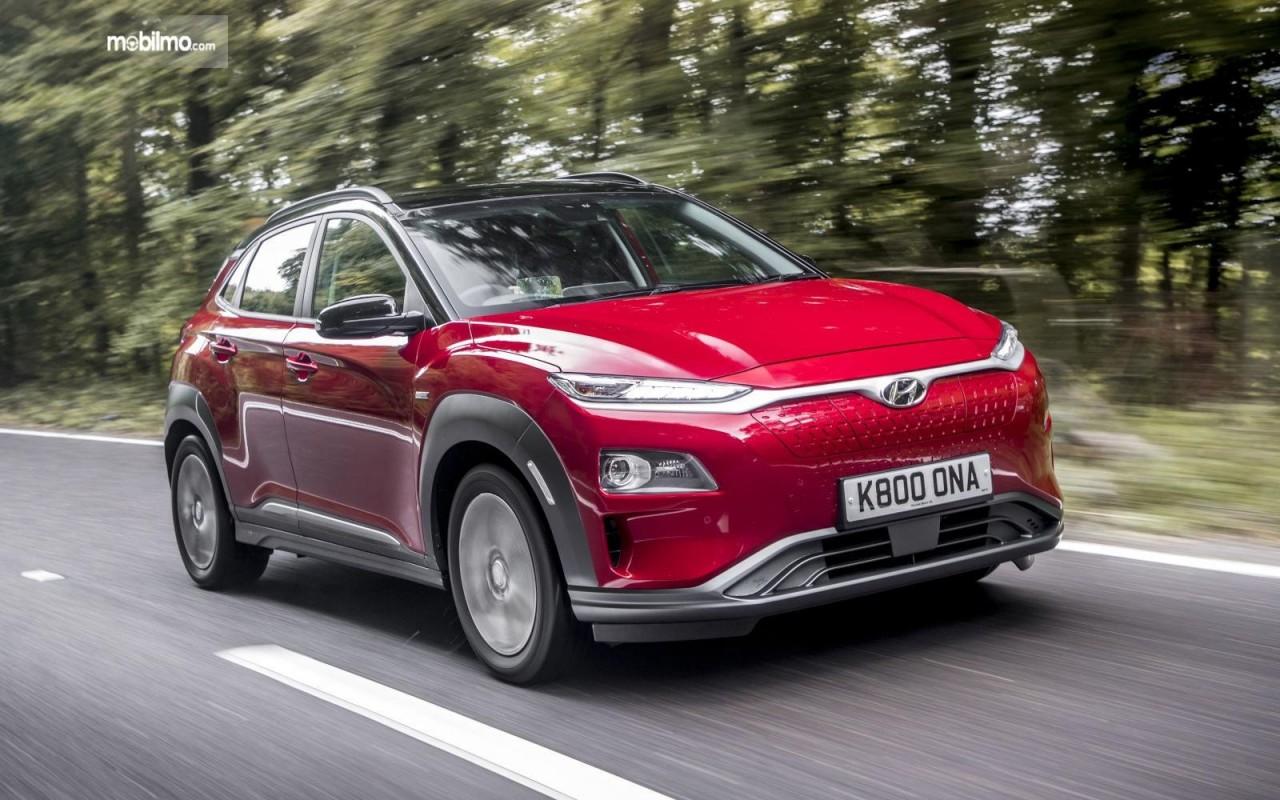 Xe điện Hyundai Kona EV 2021 sẽ ra mắt Malaysia cuối năm nay