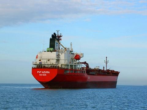 Cổ phiếu PVT hưởng lợi từ đà tăng của cước vận tải dầu khí