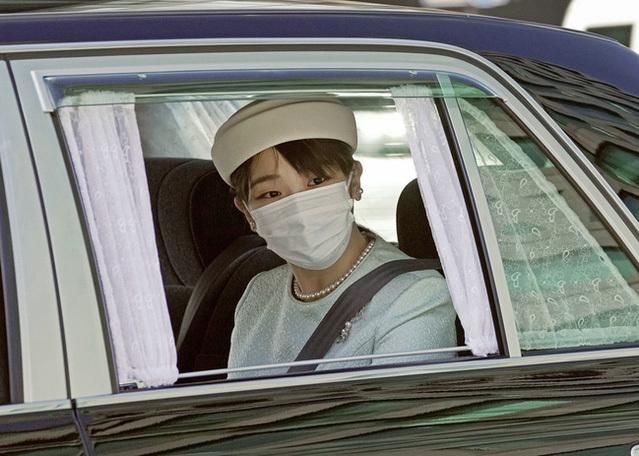Công chúa Nhật Bản lộ diện sau tuyên bố kết hôn