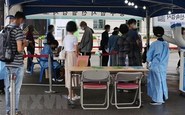 Những con số đáng báo động về tình hình dịch tại Hàn Quốc và Nga
