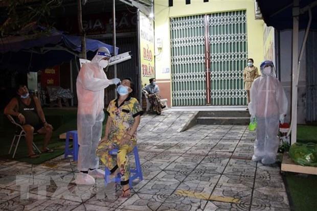 Trưa 24/9: Hà Nội thêm 4 ca mắc, 1 ca cộng đồng ở quận Hai Bà Trưng