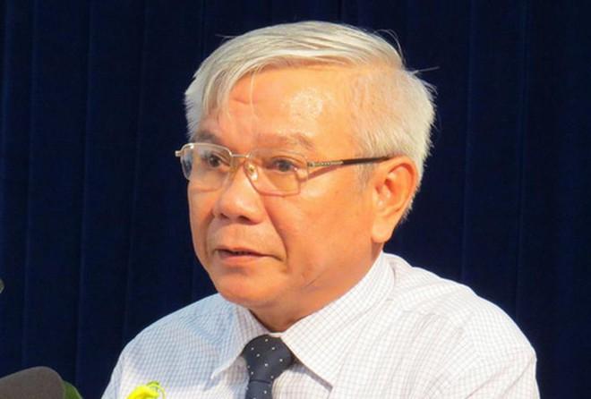 Dính dáng đến sai phạm tại Dự án sinh thái tâm linh, cựu giám đốc Sở Xây dựng tỉnh Khánh Hòa bị bắt