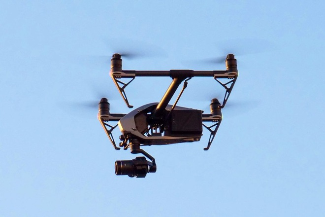 Quay phim, chụp ảnh bằng flycam khi chưa được phép có thể bị phạt 7 triệu