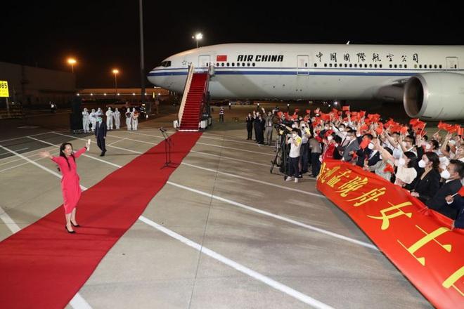 """""""Thỏa thuận Mạnh Vãn Chu"""" tác động ra sao tới quan hệ Mỹ – Trung?"""