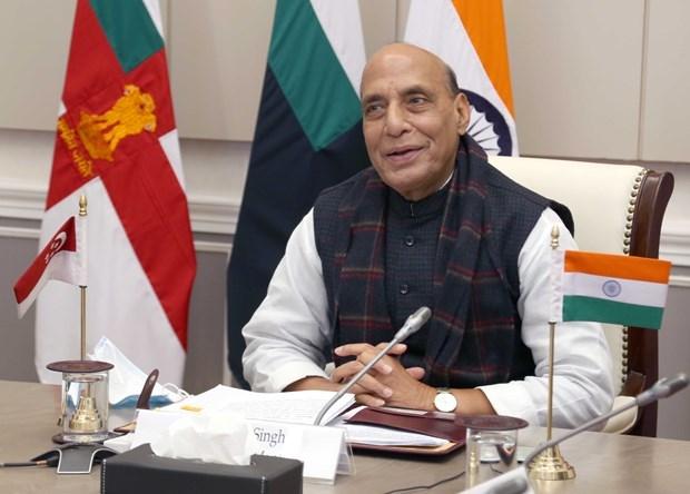 Ấn Độ, Australia tổ chức Đối thoại 2+2 cấp bộ trưởng đầu tiên