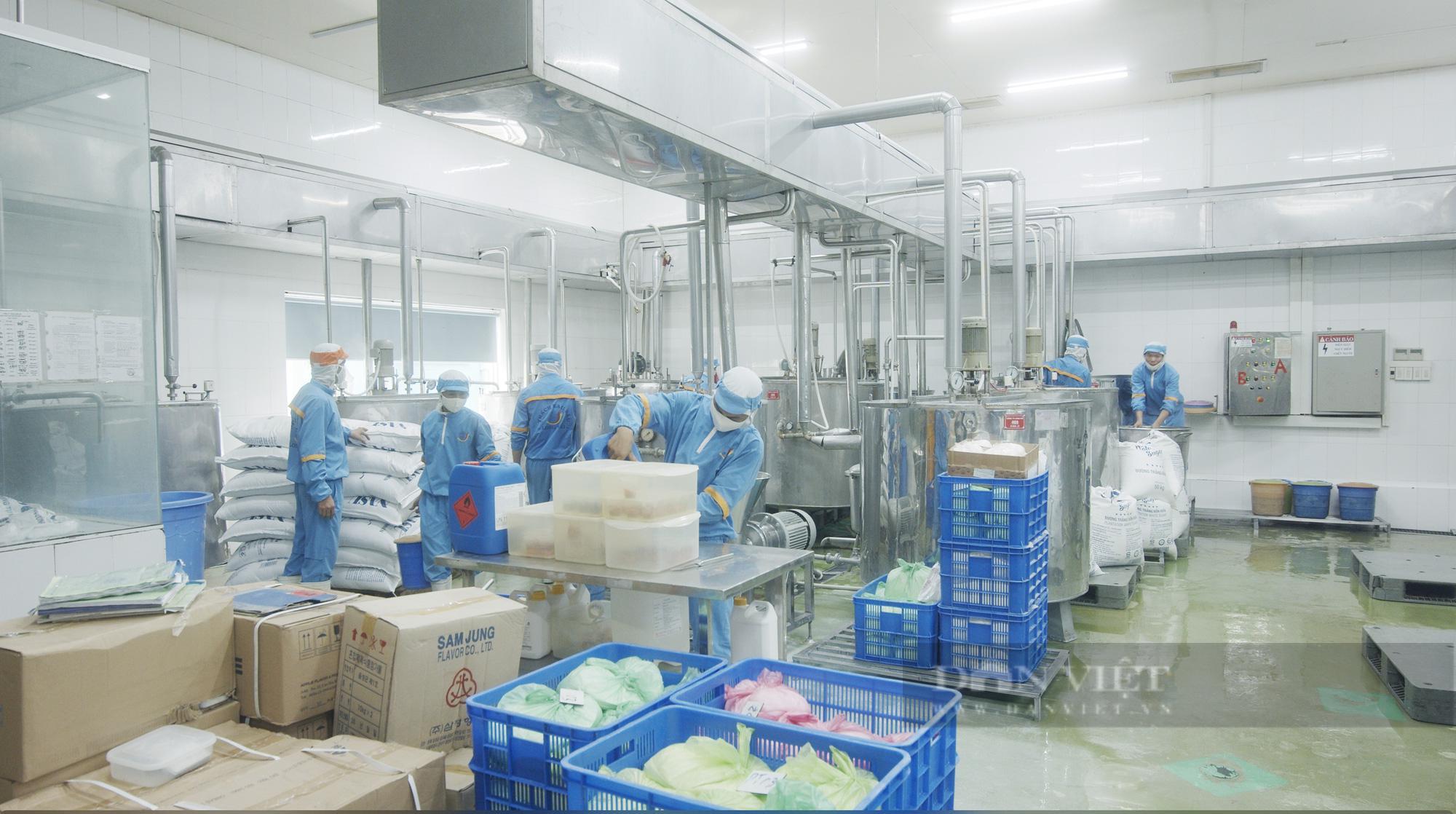 Hải Dương: Công ty Long Hải vượt khó, ổn định đời sống người lao động trước bão dịch Covid-19