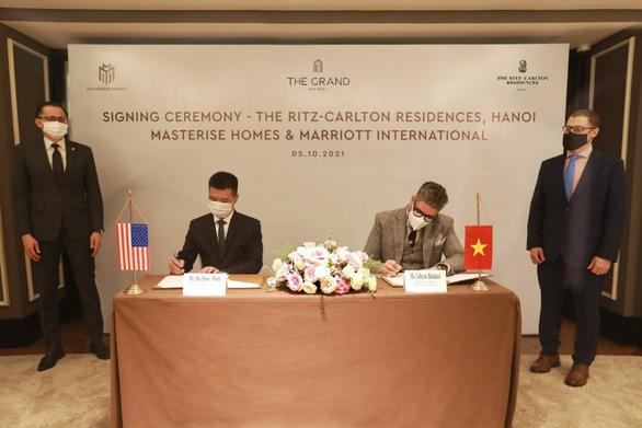 """Việt Nam sẽ có khu căn hộ """"hàng hiệu"""" Ritz-Carlton đầu tiên"""