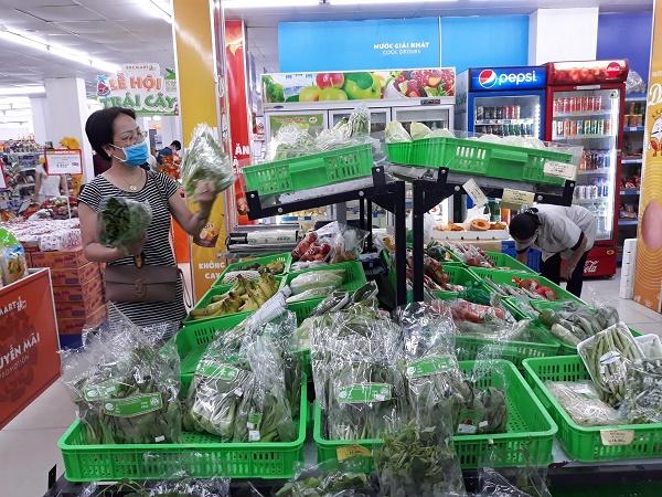 Hà Nội chuẩn bị hàng hóa Tết Nguyên đán Nhâm Dần 2022