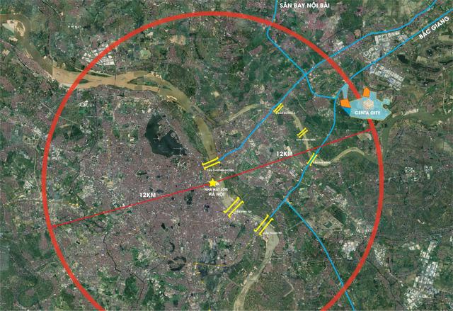 BĐS vùng ven – Thị trường tiềm năng cho giới đầu tư Vùng Thủ đô