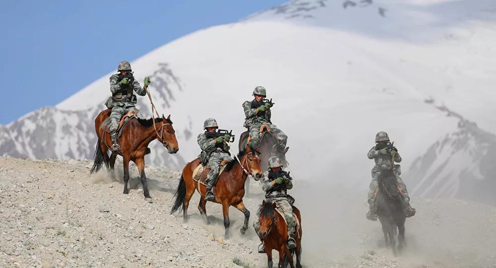 Rộ tin binh sĩ bị Ấn Độ bắt giữ ở biên giới, quân đội TQ nói sao? - ảnh 1