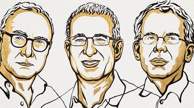 Ba nhà kinh tế Mỹ đoạt giải Nobel Kinh tế 2021 - ảnh 1