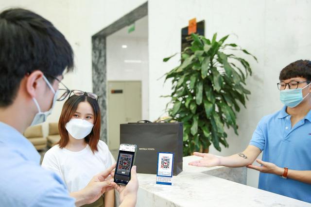 Mở ứng dụng ngân hàng thanh toán VNPAY-QR, cô giáo trúng ngay căn hộ cao cấp