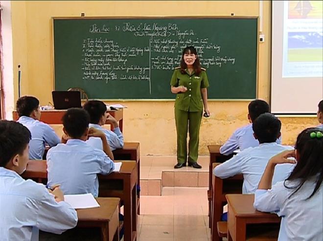 Đối tượng bị lập hồ sơ, đưa vào trường giáo dưỡng có xu hướng tăng - ảnh 1