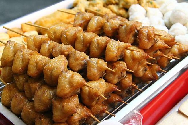 Món ăn nghe không muốn thử nhưng ăn rất ngon ở Đài Loan - ảnh 1