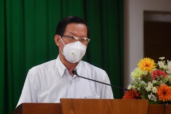 Chủ tịch TPHCM Phan Văn Mãi: Kết quả tốt tới đâu, mình mở tới đó - ảnh 1