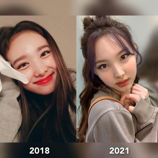 Nayeon gần đây xinh hơn hẳn nhờ thay đổi tiểu tiết trên gương mặt, liệu bạn có nhận ra?